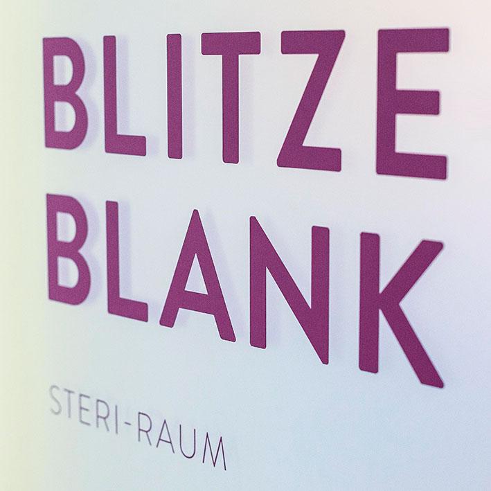 Dr.Vanessa Alt & Silke Billing - Blitzeblank